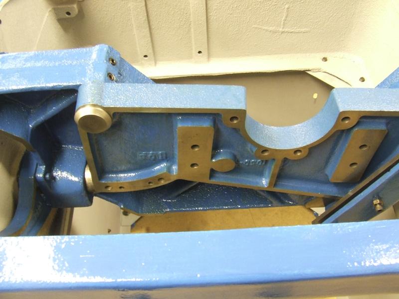 Wadkin Bursgreen 12AGS slide Bracket Fitted