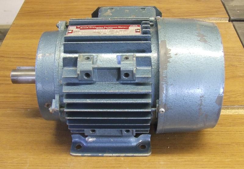 Brook Crompton Parkinson Motor