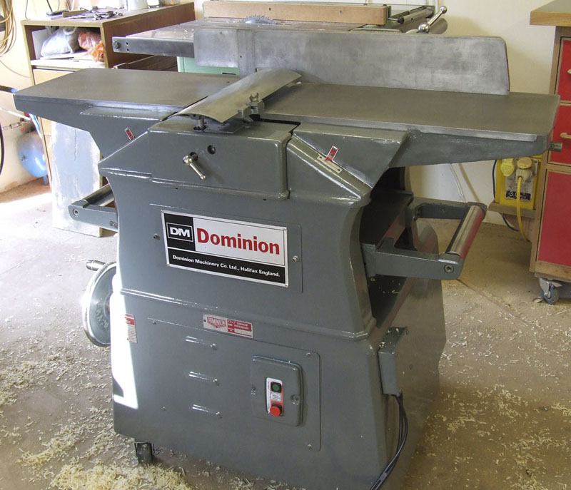 Dominion-planer-thicknesser-fully-restored-1