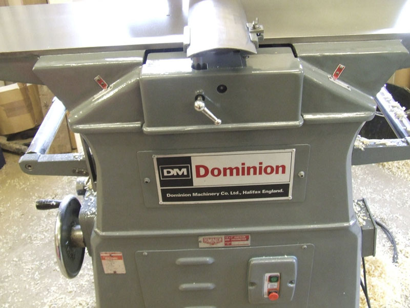 Dominion-planer-thicknesser-fully-restored-7