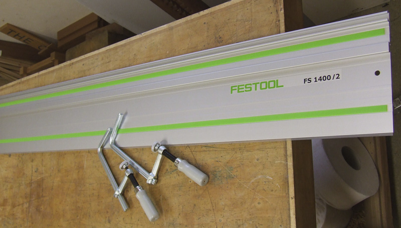 FS1400/2 1400mm guide rail