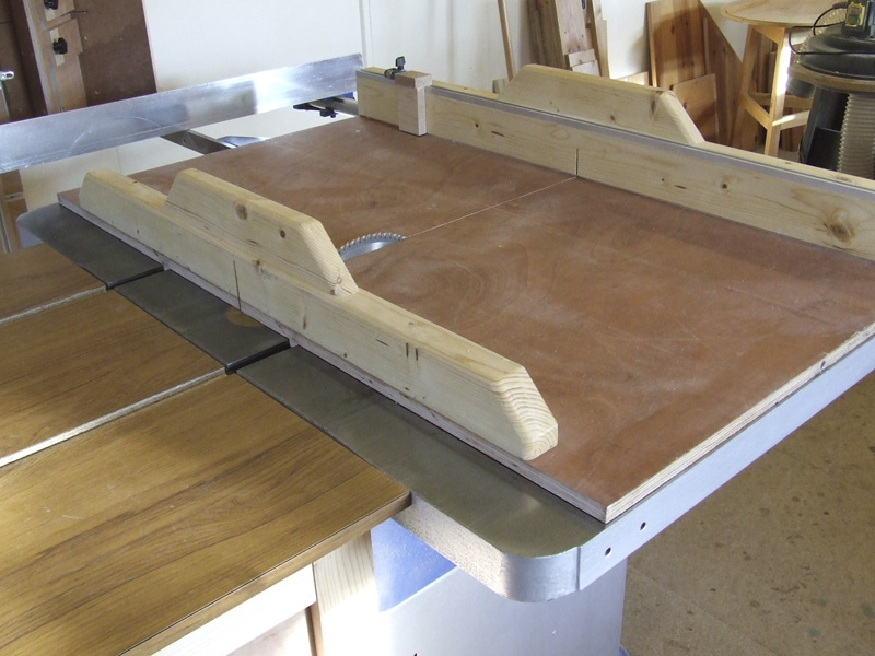 Crosscut Sled large