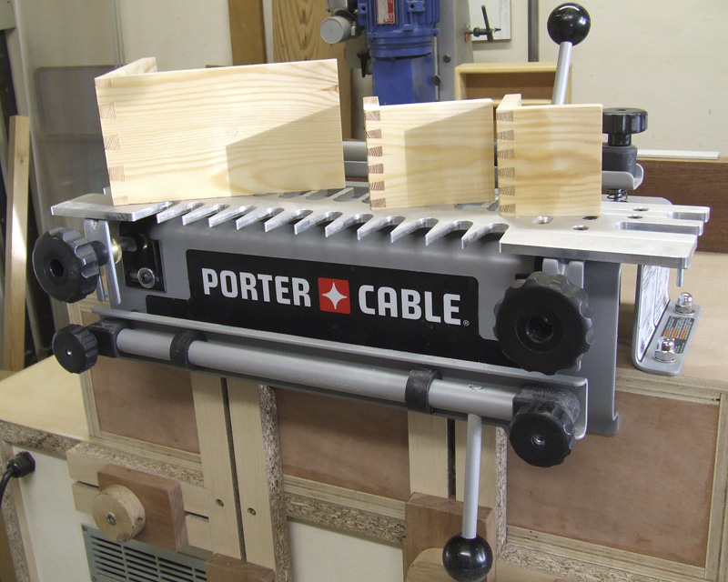 Porter Cable Dovetail Jig 4