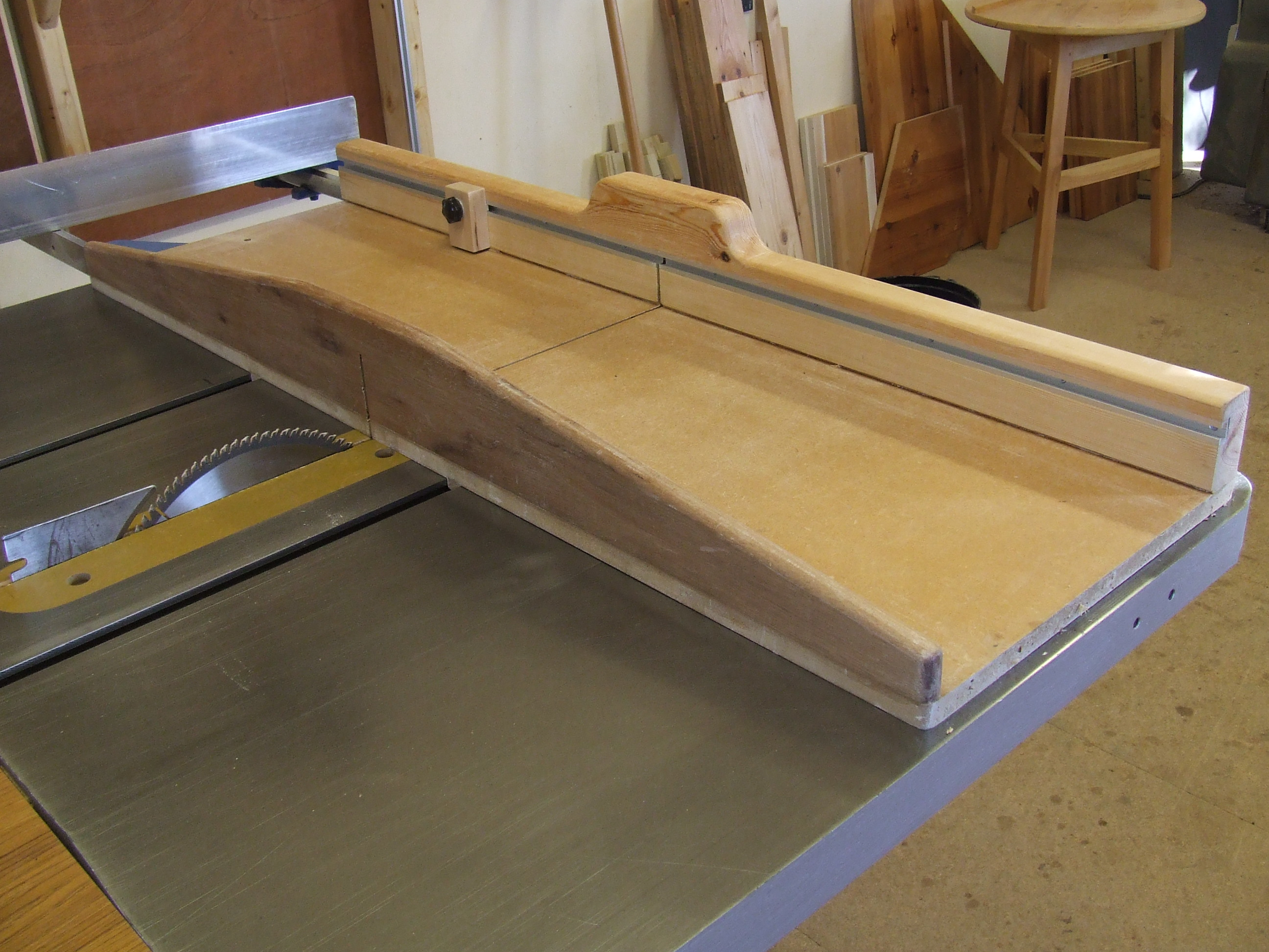 Crosscut Sled Small