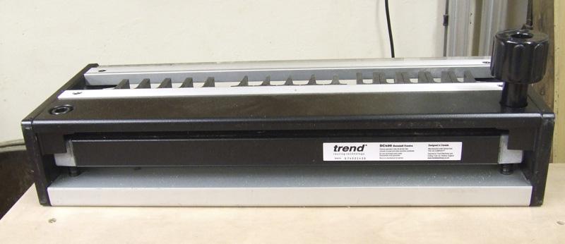 Trend DC400 Dovetail Centre 4