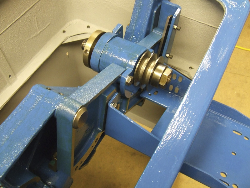 Wadkin Bursgreen 12AGS Saw Spindle Assembly