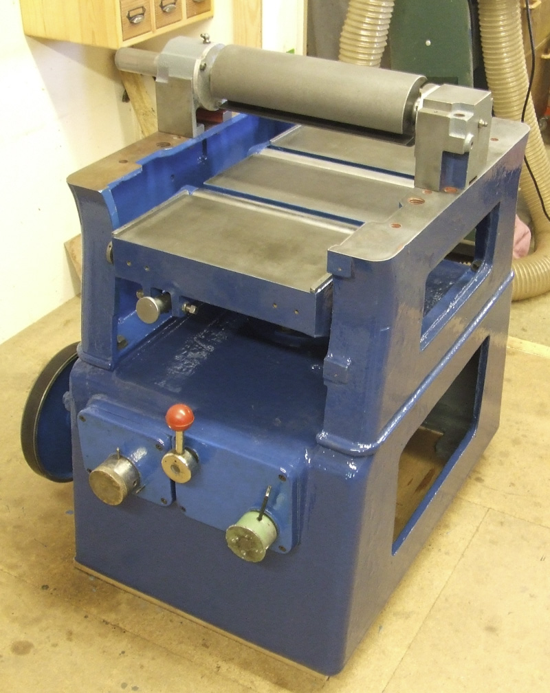 Dominion Surfacing and Thicknessing Planer cutterblock