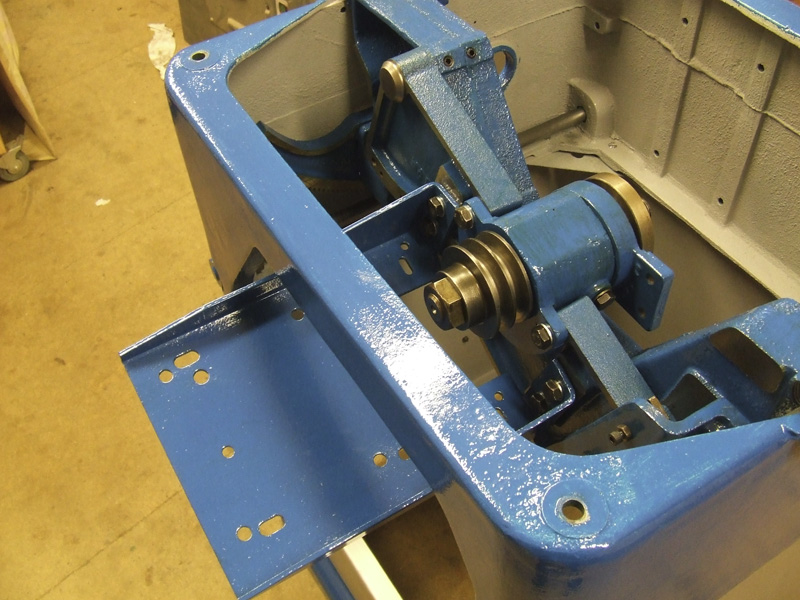 Wadkin Bursgreen 12AGS Motor Platform
