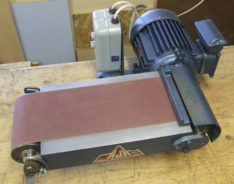 AJH Bandfacer 240 volt 3