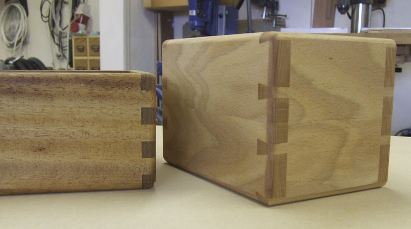 9° dovetail joint