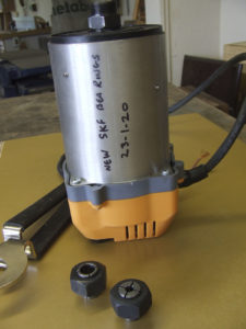 Portamate PM-P254 3 ¼ HP Router motor