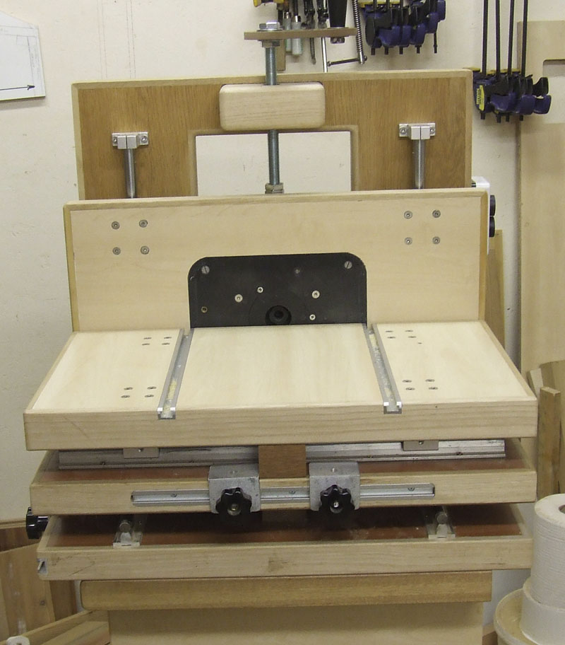 Horizontal Router Table (3)
