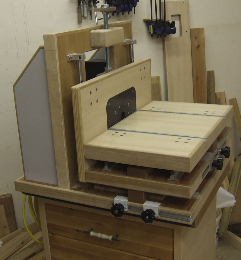 Horizontal Router Table (4)