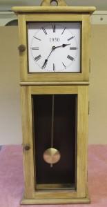 Shaker Style Wall Clock (2)