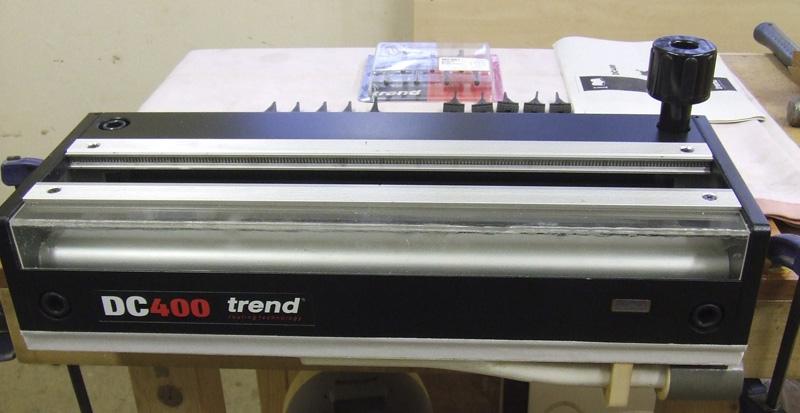 Trend DC400 Dovetail Centre 1