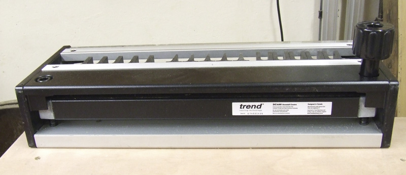 Trend DC400 Dovetail Centre 4
