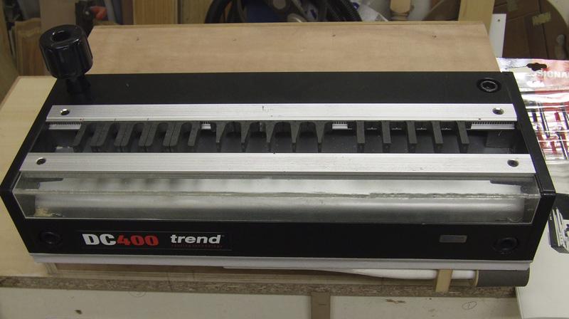 Trend DC400 Dovetail Centre 2