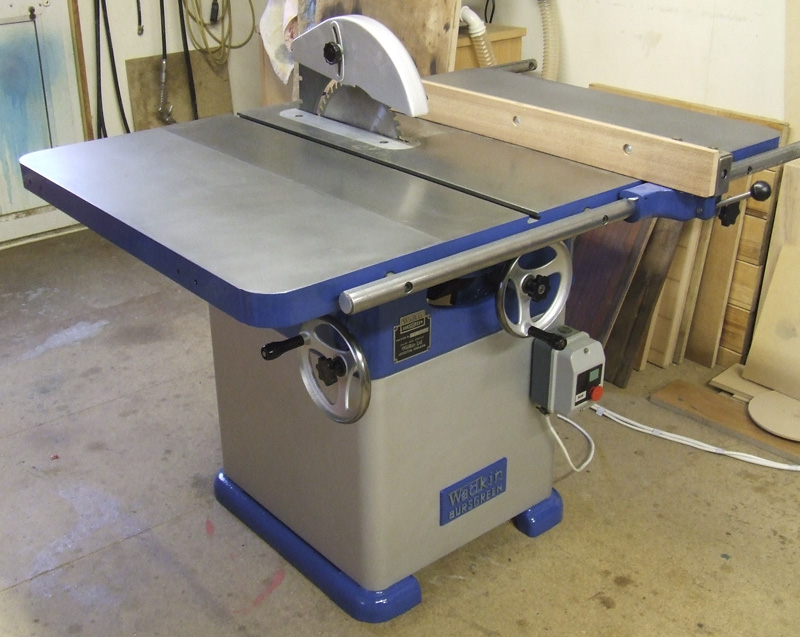 Wadkin Bursgreen 12AGS Table Saw