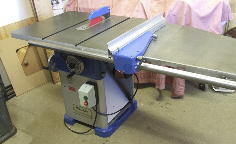 Wadkin Bursgreen 10 AGS Table Saw